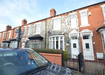 Thumbnail 3 bedroom terraced house for sale in Law Street, West Bromwich