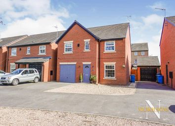 Thumbnail 4 bed detached house for sale in Grace Road, Retford, Nottinghamshire