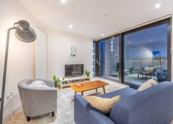 Thumbnail 1 bed flat for sale in Summerston House, Royal Wharf