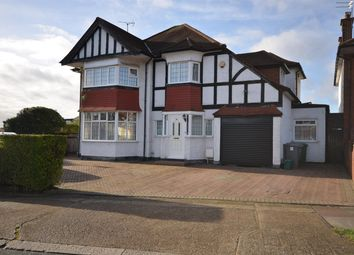 Thumbnail 8 bed detached house for sale in Barn Hill, Wembley, Middlesex
