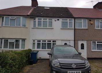 Thumbnail 1 bed terraced house to rent in Long Elms, Harrow