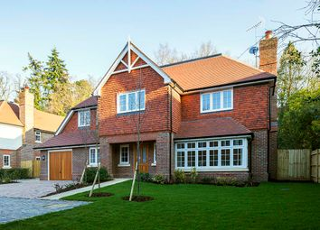 Thumbnail 5 bedroom detached house for sale in Holcombe House Gardens, London Rd, Sunningdale, Berkshire