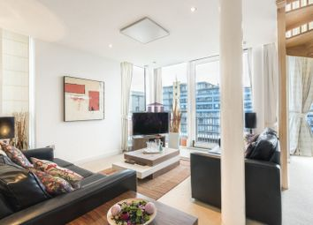 Thumbnail 2 bed duplex to rent in 21 Western Gateway, Royal Victoria, London