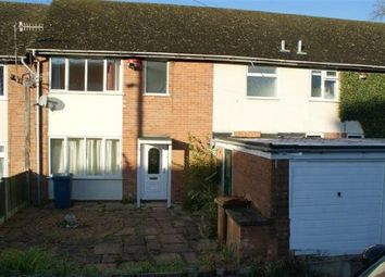 Thumbnail 4 bedroom terraced house for sale in Jasper Close, Barlaston, Nr Trentham, Stoke-On-Trent