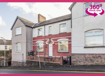 Thumbnail 3 bed terraced house for sale in Barrack Hill, Newport