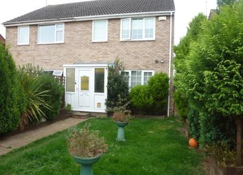 Thumbnail 3 bed property to rent in Jubilee Walk, Wisbech