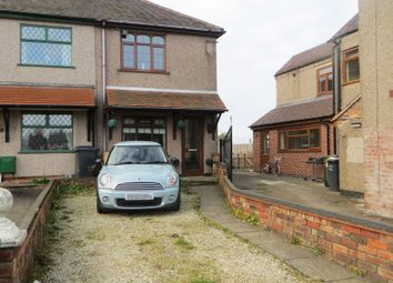 Thumbnail 2 bedroom end terrace house for sale in Birmingham Road, Ansley, Nuneaton