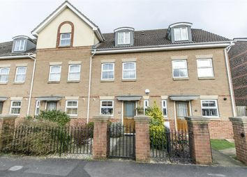 Thumbnail 3 bed town house for sale in Consort Road, Eastleigh, Hampshire