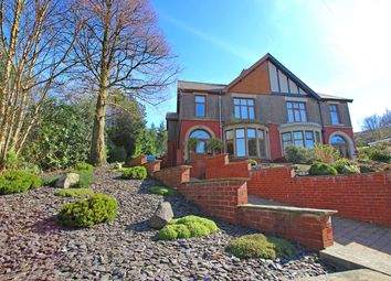 Thumbnail 4 bed semi-detached house for sale in Belgrave Road, Darwen