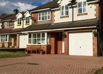 Thumbnail 4 bed detached house for sale in Birch Grove, Henllys, Cwmbran
