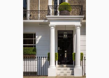Thumbnail 6 bed terraced house for sale in Thurloe Square, South Kensington