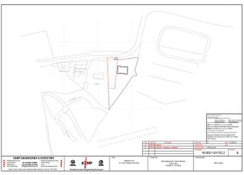 Thumbnail Land for sale in Laity Lane, Lelant, St. Ives