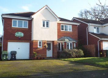 Thumbnail 5 bed property to rent in Davenham Road, Bromsgrove