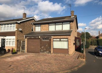 Thumbnail 4 bed detached house for sale in Harrier Close, Hornchurch