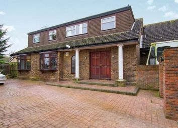 Thumbnail 5 bedroom detached house for sale in Icknield Way, Luton, Bedfordshire