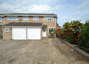 Thumbnail 3 bed property to rent in Cornflower Drive, Springfield, Chelmsford