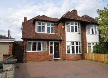 Thumbnail 5 bed semi-detached house for sale in Abbott Road, Abingdon