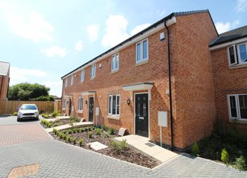 Thumbnail 3 bed town house to rent in Alderton Chase, Gainsborough