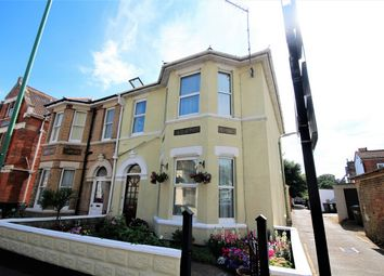 Thumbnail 4 bedroom semi-detached house for sale in Parkwood Road, Bournemouth, Dorset