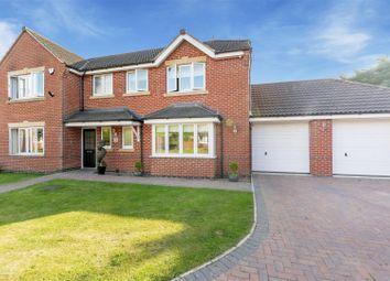 Thumbnail 5 bed detached house for sale in Dere Croft, Borrowash, Derby
