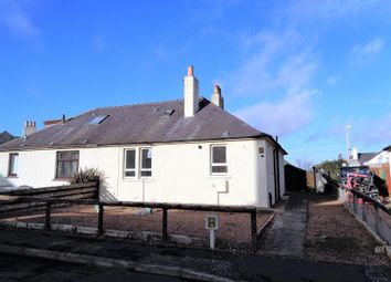 Thumbnail 2 bed semi-detached bungalow for sale in Gourlay Crescent, St Monans, Anstruther