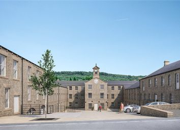 Thumbnail 1 bed mews house for sale in Glasshouses Mill, Harrogate, North Yorkshire
