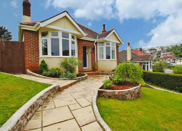 Thumbnail 2 bed detached bungalow for sale in All Hallows Road, Preston, Paignton