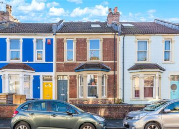 Thumbnail 3 bed terraced house for sale in Horley Road, St. Werburghs, Bristol