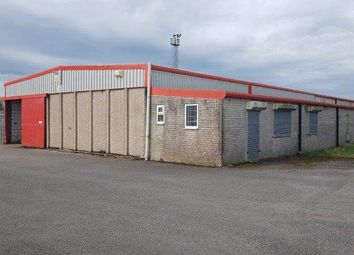 Thumbnail Light industrial for sale in Clay Flatts, Workington