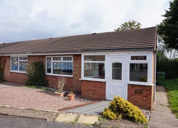 Thumbnail 2 bed semi-detached bungalow for sale in Holsworth Close, Tamworth