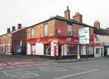 Thumbnail Retail premises for sale in 156-158 Market Street, Hyde