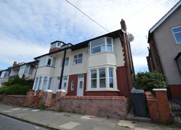 Thumbnail 4 bedroom flat to rent in Meddowcroft Road, Wallasey