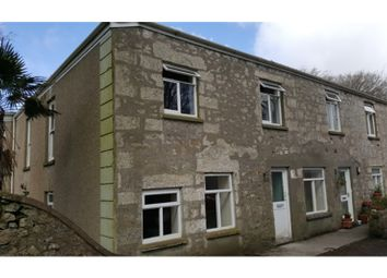 Thumbnail 2 bedroom end terrace house to rent in Trevu Road, Camborne