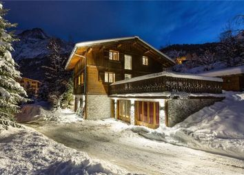 Thumbnail 5 bed property for sale in Prarion, Chamonix, France