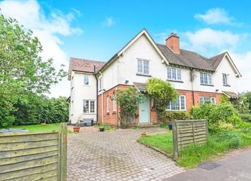 Thumbnail 4 bed semi-detached house for sale in Weights Lane, Redditch, Worcestershire, Worcs