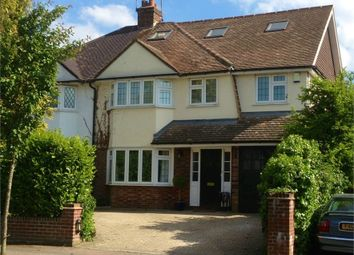 Thumbnail 5 bedroom semi-detached house for sale in Peplins Way, Brookmans Park, Hatfield