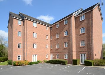 Thumbnail 2 bed flat to rent in Chervil House, Tansy Way, Newcastle Under Lyme