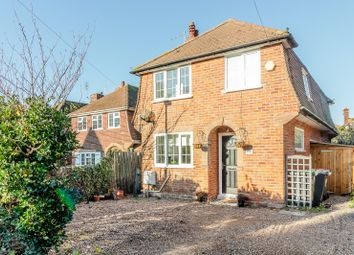 Thumbnail 3 bed detached house for sale in Kingsdown Park, Whitstable