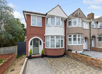 Thumbnail 2 bedroom end terrace house for sale in Meadow Close, Chislehurst, Kent