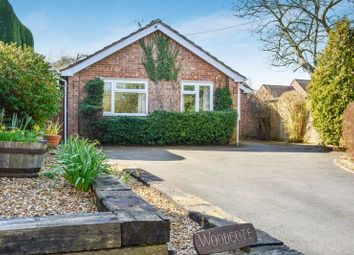 Thumbnail 4 bed detached bungalow for sale in Ford, Aylesbury