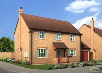 Thumbnail 4 bed detached house for sale in Plot 41, The Thornbury, Stoke Orchard, Cheltenham, Glos