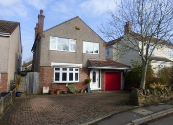 Thumbnail 4 bed detached house for sale in Clyde Road, Frampton Cotterell, Bristol