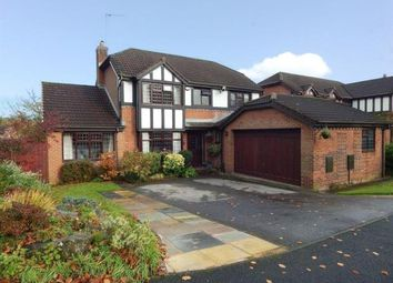 Thumbnail 4 bedroom detached house for sale in Ridge Way, Penwortham, Preston