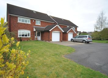 Thumbnail 4 bed detached house for sale in Cricket Meadow, Prees, Whitchurch