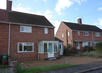 Thumbnail 3 bedroom semi-detached house for sale in Durban Close, Halesworth