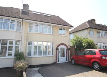 Thumbnail 4 bed semi-detached house for sale in Edward Close, St. Albans, Hertfordshire