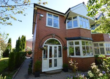 Thumbnail 3 bed semi-detached house for sale in Hereford Drive, Prestwich, Manchester