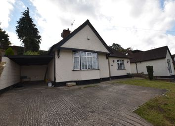 Thumbnail 2 bed detached bungalow to rent in Old Watford Road, Bricket Wood, St. Albans
