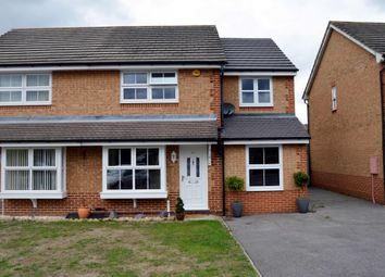 Thumbnail 3 bed semi-detached house for sale in Whitmore Avenue, Harold Wood, Romford