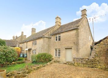 Thumbnail 2 bed cottage to rent in Windrush, Near Burford